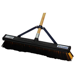 """IMPACT-A 24"""" Broom with Squeegee - SB24SH"""