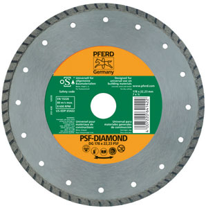 PFERD Diamond Blade Turbo Type DG – 68300036