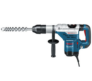 BOSCH 5kg SDS Max Rotary Hammer - GBH 5-40 DCE