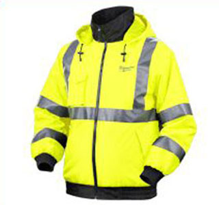 M12 High Visibility Heated Jacket