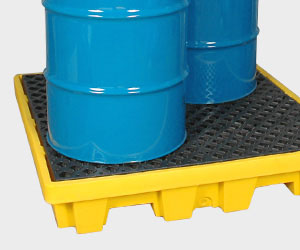 SAFETY-STORAGE/SPILL CONTAINMENT