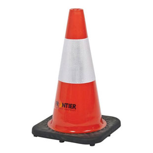 FRONTIER 450mm Reflective Traffic Cone - TM-450R