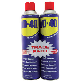 WD-40 Multi-Use Product Twin Trade Pack 425g
